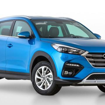 Обвес MTR для Hyundai Tucson