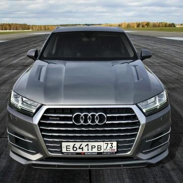 Обвес Renegade Design для Audi Q7