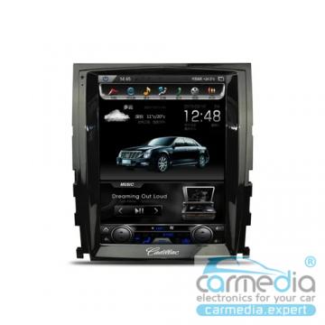 Штатное головное устройство Carmedia NH-1001-P6-8 Tesla-Style для Cadillac Escalade