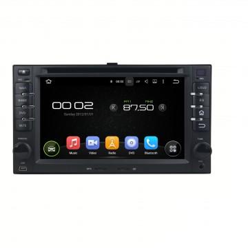Головное устройство Carmedia KD-6227-P3-7 для Kia