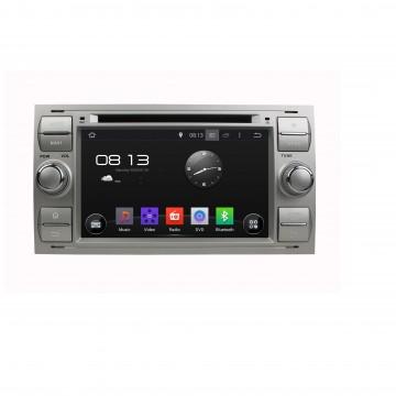 Головное устройство Carmedia KD-7016 для Ford Focus, Transit, C-Max, Fusion