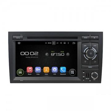 Головное устройство Carmedia KD-7037-P3-7 для Audi A3, S3, RS3