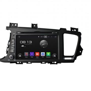 Головное устройство Carmedia KD-8043-P3-7 для Kia Optima