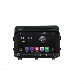 Головное устройство Carmedia KD-8048 для Kia Optima