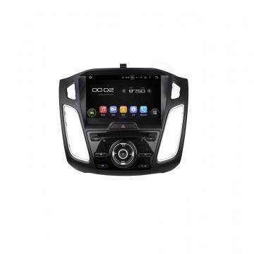 Головное устройство Carmedia KD-9008 для Ford Focus