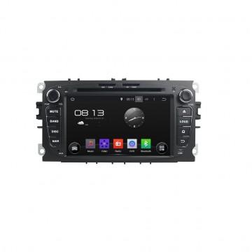 Головное устройство Carmedia KDO-7053 для Ford Focus, Mondeo, S-Max, Galaxy, Tourneo, Transit