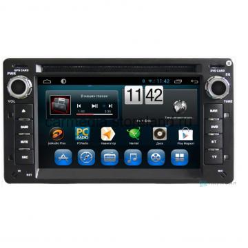 Головное устройство Carmedia KDO-7206 для Ford Escape, Explorer, Expedition, Excursion, Maverick, Mustang, Ranger, F-150