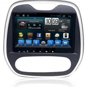Головное устройство Carmedia QR-9010-MT для Renault Captur