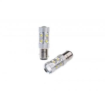 Светодиодные лампы Optima Premium CREE 50W P21-4W-1157 (Ba15d) белые