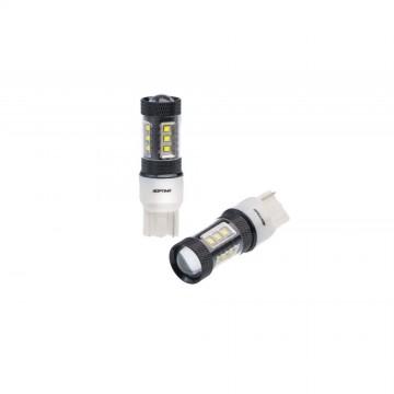 Светодиодные лампы Optima Premium CREE 80W W21W - 7440 (W3X16d) белые