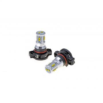 Дневные ходовые огни Optima Premium MINI PSX24W белые с обманкой