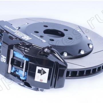Тормозная система HP Brakes на переднюю ось, D18, 6 поршней, диск 365х34 мм