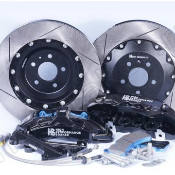 Тормозная система HP Brakes на переднюю ось, D19, 6 поршней, диск 380х34 мм