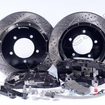 Тормозная система HP Brakes на заднюю ось, D19, 6 поршней, диск 380х32 мм